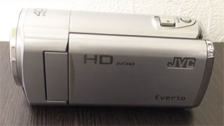 Everio GZ-HM460-S