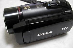 Canon iVIS HF21 動画全消去 データ復旧