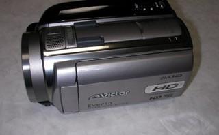 ビクター Everio GZ-HD30 データ復旧
