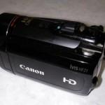 Canon HDビデオカメラ iVIS HF21 データ復旧