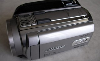 ビクター エブリオ GZ-HD30 全削除した