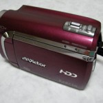ビデオカメラ Victor Everio GZ-MG650-R 誤って削除