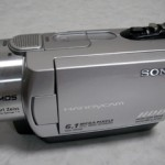 SONY DCR-SR300 データ復旧