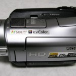 HDR-SR7 ソニー ハンディカム データ復旧