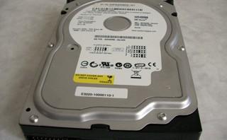 WindowsXP 起動しない 信号なし データ復旧