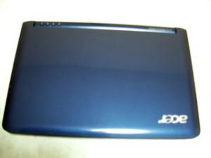 Acer Aspire One ZG5 リカバリした
