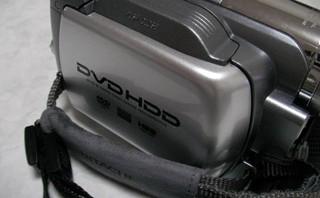 HITACHI WOOO DZ-HS503 データ消失