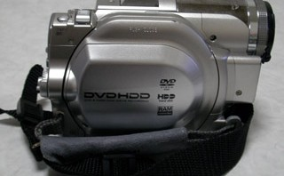 HITACHI DZ-HS303 動画データを消してしまった