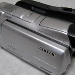 SONY HDR-SR11 デジタルビデオカメラ 動画が消えていた