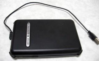 HD-PF250U2-BK BUFFALO 外付けハードディスク