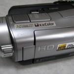 SONY ハンディカム HDR-SR7 フォーマットした