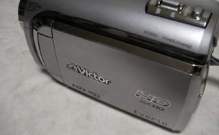 Victor Everio GZ-HD300-S 他社で復旧不可
