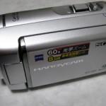 SONY ハンディカム DCR-SX41 写真と動画が消えた