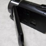 SONY デジタルビデオカメラ HDR-CX550V 初期化した