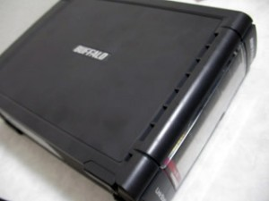 BUFFALO ネットワーク対応HDD(NAS) LS-320GL アクセスできない