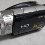 ハンディカムのデータを消した! SONY HDR-SR1 【復旧事例】