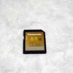 誤って動画を消した。 Panasonic LUMIX FX700 SDHCカード 16GB データ復旧 【復旧事例】LUMIX