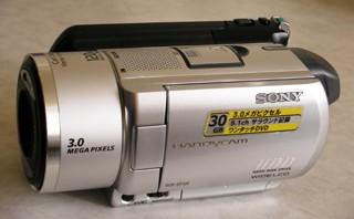 お子様がいじって初期化。 Sony ハンディカム DCR-SR100 動画復旧 【復旧事例】