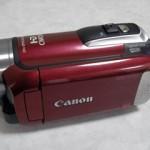気がついたらビデオカメラのデータが消えていた。 Canon iVIS HF R10 ビデオカメラ 【復旧事例】