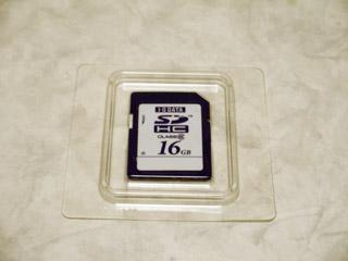 フォーマットされていませんと表示され、デジカメのデータが開けない。 SDHCカード 16GB 【復旧事例】