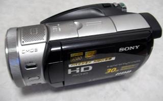 誤って業務データを消去。 SONY ハンディカム HDR-SR7 【復旧事例】