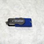 imation USBメモリ