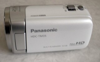 Panasonic HDC-TM35