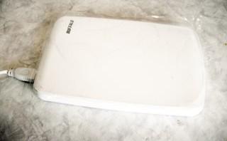 バッファロー HD-PE250U2-WH ハードディスク