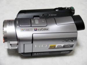 ソニー ハンディカム HDR-SR7
