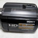 ソニー ハンディカム HDR-XR100