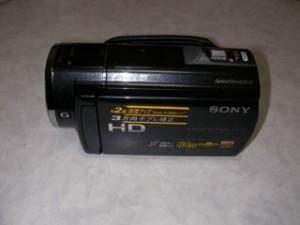 SONY HDR-CX520V デジタルビデオカメラ