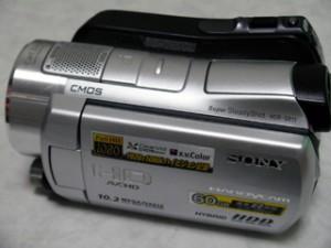 HDR-SR11 ソニー ハンディカム