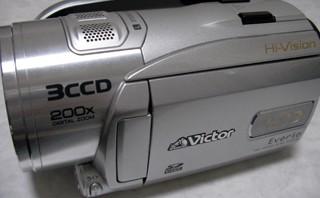 ビクター エブリオ GZ-HD3
