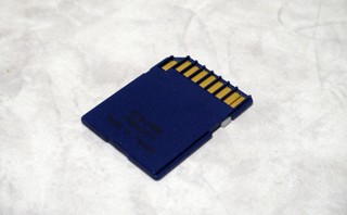 SDカード 512MB