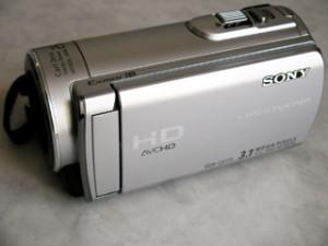 ソニー ハンディカム HDR-CX170