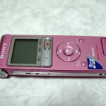 ソニー ICレコーダー ICD-UX200