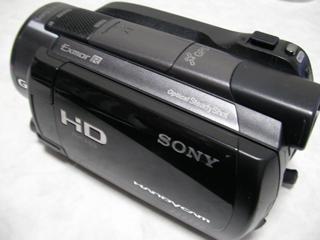 全データ消してしまった。 SONY HDR-XR520V ハンディカム