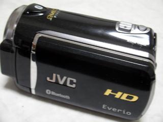 ビクター Everio GZ-HM570-B JVC