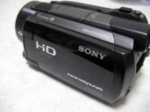 ソニー ハンディカム HDR-XR520V