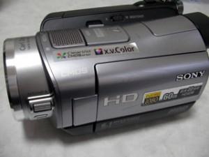 SONY デジタルビデオカメラ HDR-SR7