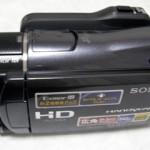 誤ってデータを削除した。 SONY HDR-XR550V デジタルビデオカメラ 【復旧事例】