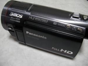 パナソニック HDC-TM700 デジタルハイビジョンビデオカメラ