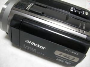 ビデオカメラのデータを消した。 Victor Everio GZ-HD30-B 【復旧事例】