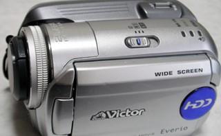 ビクター エブリオ GZ-MG77-S