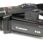ビデオカメラのデータをすべて誤消去した。 Canon iVIS HF21
