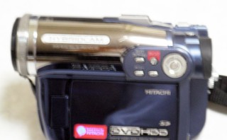 HITACHI ハイブリッドカム DZ-HS303