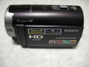 SONY ハンディカム HDR-CX370V