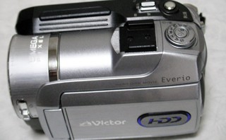 Victor Everio GZ-MG555-S ハードディスクムービー