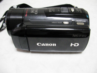 Canon iVIS HF M32