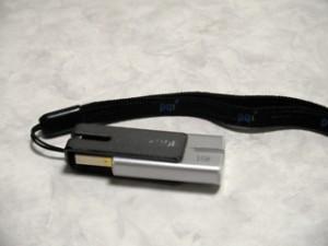 フォーマットされていませんと表示される。 USBメモリ 1GB 【復旧事例】